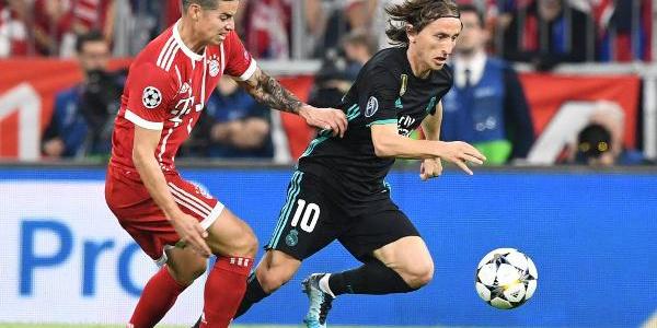 Real Madrid, Bayern Münih'i evinde devirdi : 1-2