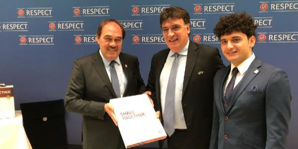 Türkiye, UEFA EURO 2024 için adaylık başvurusunu yaptı