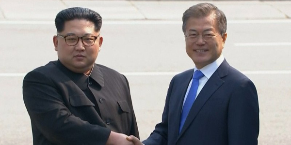 Kuzey Kore lideri Kim Jong-Un Güney Kore'de