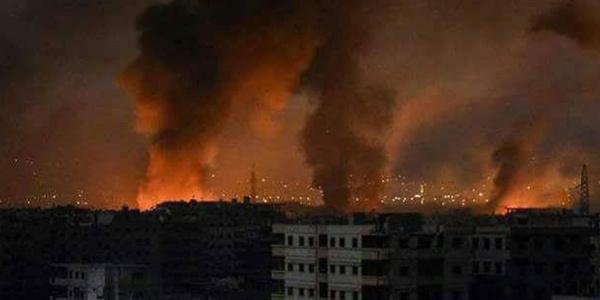 Suriye'de İran ve rejim güçlerinin olduğu tugayda patlama: 38 ölü 57 yaralı