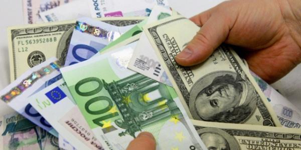 Dolar ve euro'da haftanın ilk günü rakamları