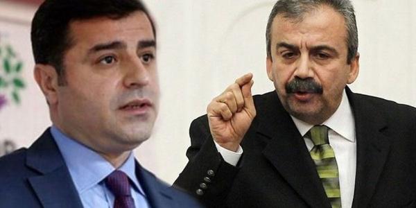 Selahattin Demirtaş ve Sırrı Süreyya Önder için 5 yıl hapis talebi