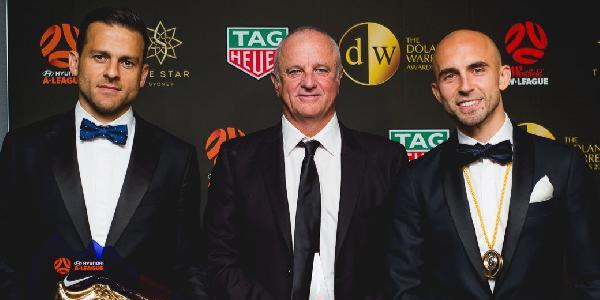 Beşiktaş'ın eski yıldızı  27 golle 'Altın Ayakkabı'nın sahibi oldu