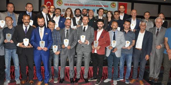 """""""Doğu Anadolu'nun Oscarları""""nda ödül alan gazeteciler belli oldu"""