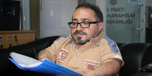 'Pire Ferhat' da milletvekili aday adaylığı için başvuruda bulundu