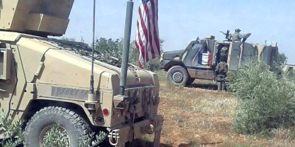 ABD ve Fransa'dan Menbiç'a askeri yığınak