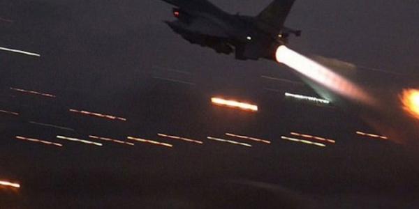 Irak'ın Suriye'ye yönelik hava saldırısında ölen 36 kişi sivil mi, DAEŞ üyesi mi?