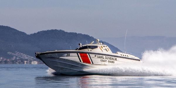 Sahil Güvenlik; yerli ve milli imkanlar ile düzensiz göçü durdurdu