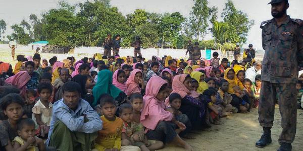 Myanmar'daki Müslümanların hali Almanya'da tartışıldı