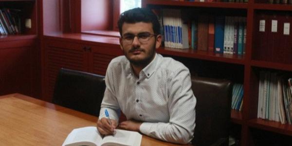 18 yaşındaki Boğaziçili AK Parti'den milletvekili aday adayı oldu