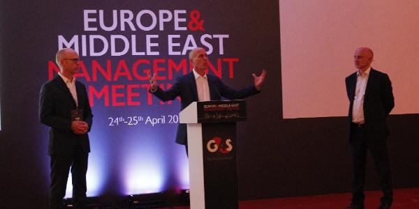 Dünya güvenlik devinin üst düzey yönetimi ile 24 ülke müdürü İstanbul'da buluştu
