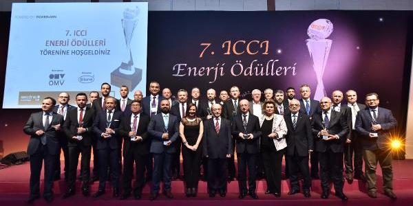 Türkiye'nin enerji ödülleri 7. kez sahiplerini buldu