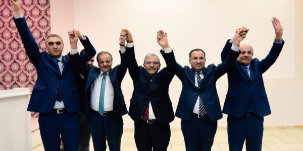 Büyük Birlik Partisi'nin adayları AK Parti listesinde yer alacak