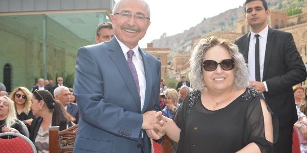 Sagıp Sabancı'nın vasiyeti gerçek oldu, sanatseverler Mardin'de buluştu