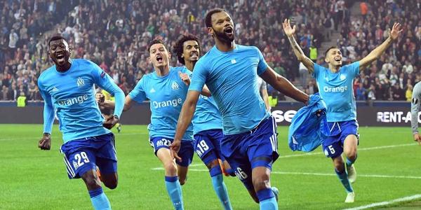 UEFA Avrupa Ligi'nde Marsilya uzatmalarda gelen golle finale yükseldi