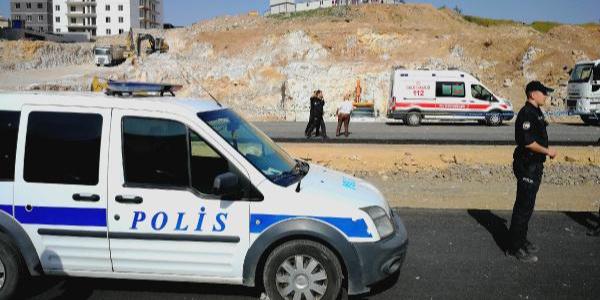 Ankara'da inşaat alanında dinamit dehşeti: 1 ölü, 3 yaralı
