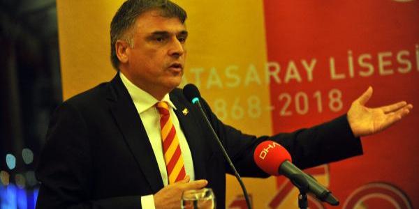 Başkan adayı Ali Fatinoğlu'ndan Galatasaray için büyük taahhüt: Gelirleri giderlerden daha fazla olacak