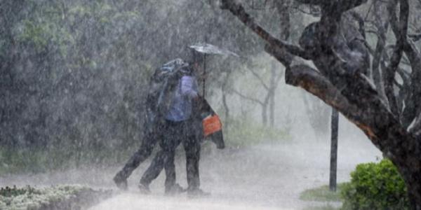 Meteoroloji'den bölgesel sağanak yağış uyarısı
