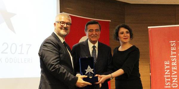 Türkiye'de etik değerlere önem veren şirketler ödüllerini aldı