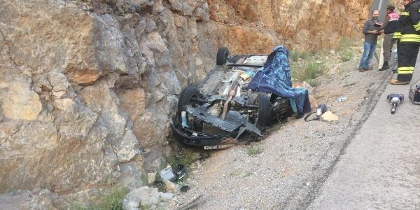 Konya'da kaza; Akseki Adliyesi yazı işleri müdürü hayatını kaybetti