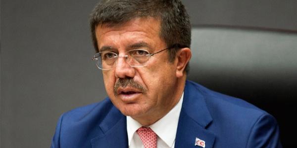 Bakan Nihat Zeybekci:  Türkiye'nin kredi notunun düşürüldüğü zamanlar çok manidar