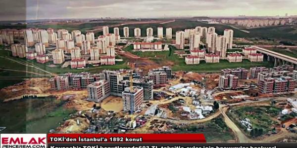 TOKİ'nin inşaa ettiği konutlarda Emlak Yönetim damgası