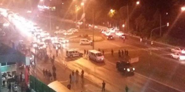 Samsun'da  yol verme kavgası kanlı bitti: 1 ölü, 4 yaralı