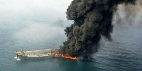 İran Sanchi faciasından Çinli Crystal gemisini sorumlu tuttu