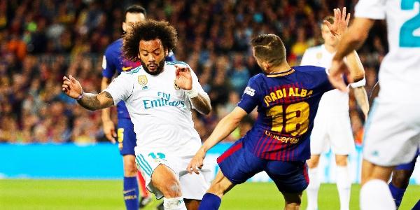 Barcelona -Real Madrid arasındaki gol düellosunda galip gelen yok