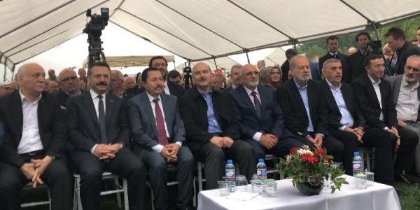 İçişleri Bakanı Süleyman Soylu'dan Avrupa'ya uyarı: Yaptığımız iyiliğin farkında olun