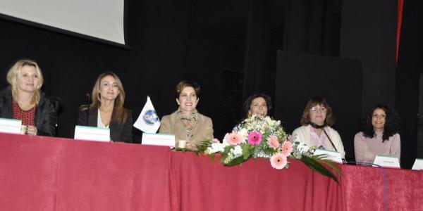 Ünlülerin destek verdiği Pembe Rota'da hedef 10 bin kadın