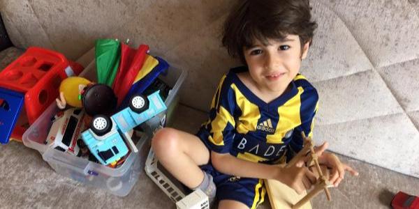 SMA hastası 5 yaşındaki Umutcan SGK'nın 'doz' kriterine takıldı