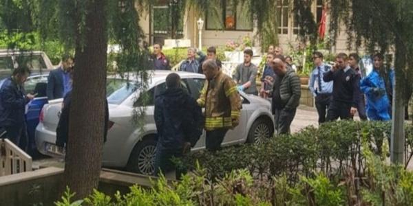 Kadıköy'de bir şirketin yönetim kurulu başkanı kadın, siyanürle intihar etti