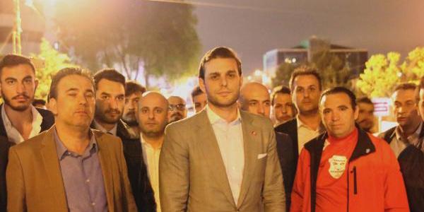İYİ Parti kurucularından Mehmet Aslan'ın evini kurşunladılar