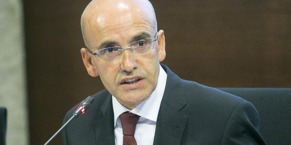 Başbakan Yardımcısı Mehmet Şimşek AB'yi dünyanın umudu olarak gösterdi