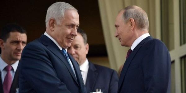 Putin'i ziyaret eden Netenyahu Sovyetler Birliği'ne alkış tuttu