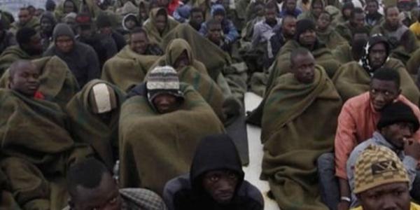 Binlerce Afrikalı mülteci,  iç savaşın pençesindeki Yemen'e sığınıyor