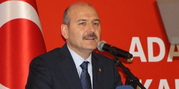 İçişleri Bakanı Süleyman Soylu: Seçim günü 531 bı̇n 7 personel görev başında olacak