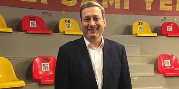 Galatasaray'da rakip listede yer alan Burak Elmas görevi bıraktı
