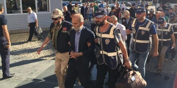 FETÖ sanığı Ali Fuat Er ile hakim arasında gözyaşı tartışması