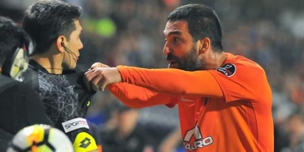 PFDK'dan Arda Turan'a tarihi ceza: 16 maç men
