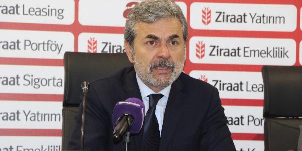 Aykut Kocaman, Akhisarspor'a hakkını verdi: Atamayana atan takımı kutluyorum