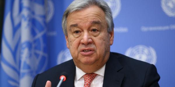 """Birleşmiş Milletler'den İran ve İsrail'e """"Kışkırtmayı bırakın"""" çağrısı"""