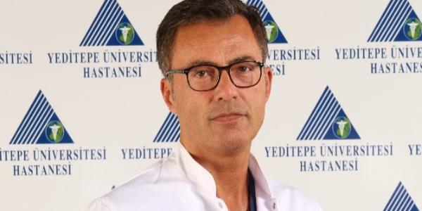 Prof.Dr. Cem Fıçıcıoğlu'ndan tüp bebekte 5 aşama uyarısı