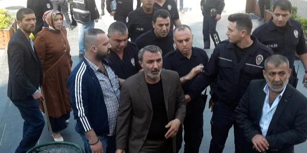 Bursa'da verdiği ifade yüzünden tanığın başında odun kırıldı
