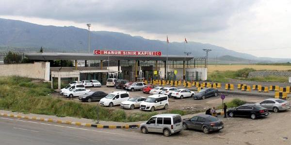 Türkiye- Irak sınırı 24 saatliğine kapatıldı