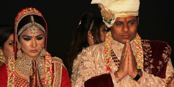 Bodrum'da 4 gündür devam eden 5 milyon dolarlık Hint düğünü sona erdi