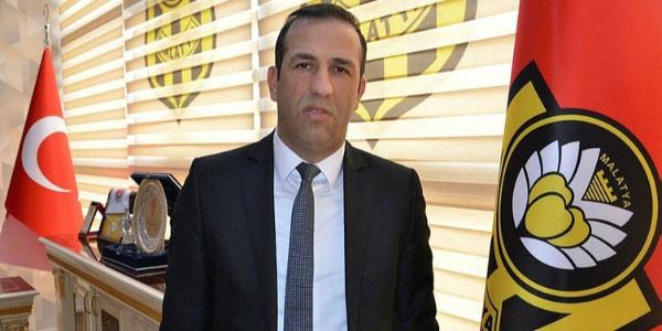 Yeni Malatyaspor Kulübü Başkanından prim iddialarına veryansın