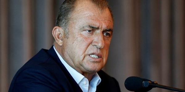 Galatasaray'da 800'ncü maçına çıkan Fatih Terim'den  Arsene Wenger kritiği