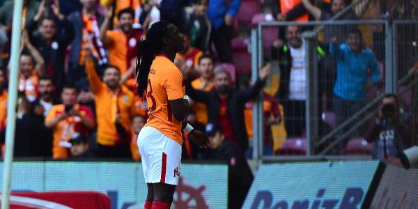 Galatasaray, Evkur Yenimalatyaspor'un işini 12 dakikada bitirdi